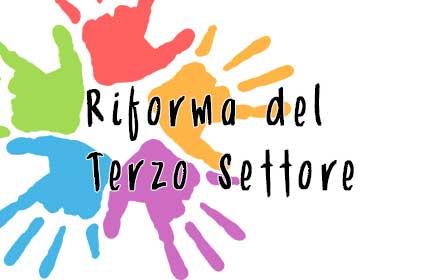 Riforma del Terzo Settore - Studio Commerciale Silvestri - Commercialista Salerno