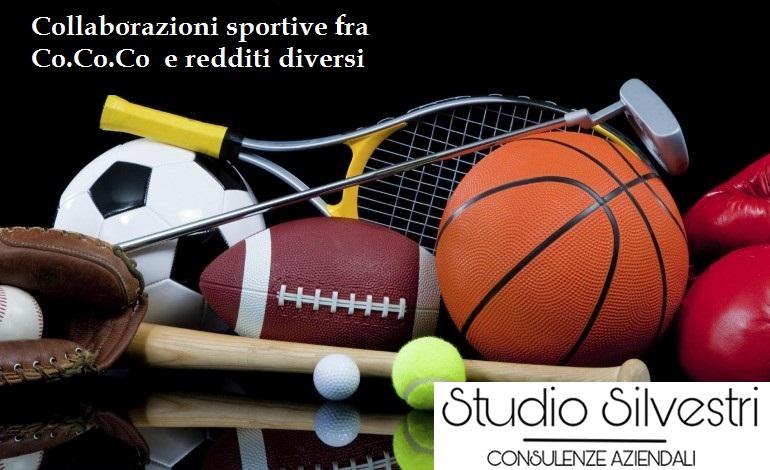 Collaborazioni sportive fra co.co.co - Studio Silvestri - Commercialista