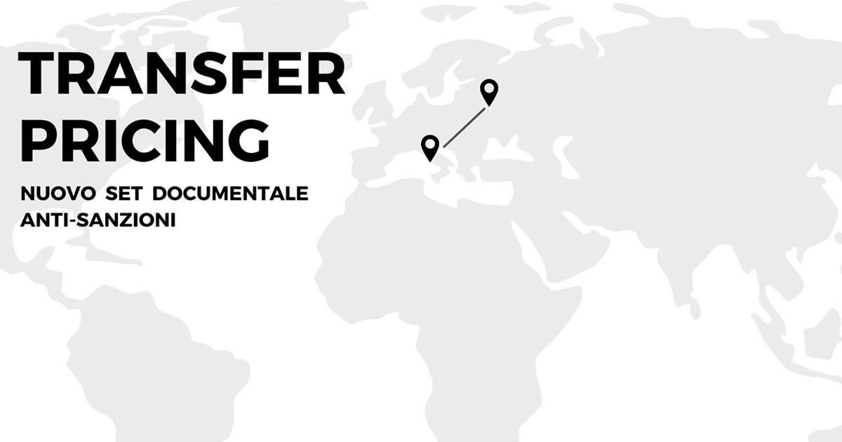Transfer Pricing Collaborativo 2021 - www.StudioCommercialeSilvestri.it